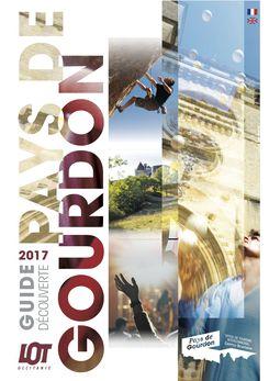Nos brochures pays de gourdon tourisme - Office du tourisme gourdon ...