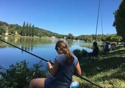 Atelier Pêche Nature au Pays de Gourdon