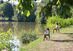 Ateliers Pêche nature à Gourdon