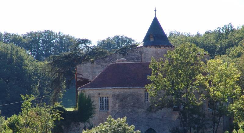 Le Château de Peyrilles - © Cathy Mabout
