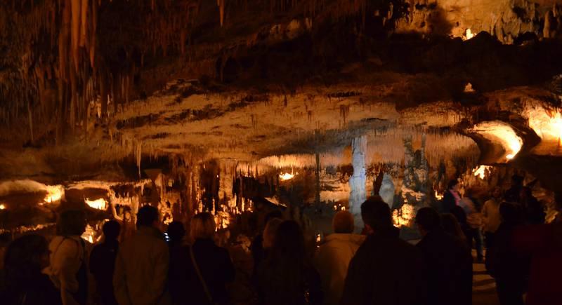 Grotte Préhistorique de Cougnac - © Cathy Mabout