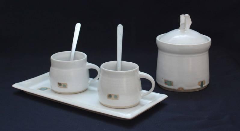 "Coffee set ""L'Oulerie"" - © L'Oulerie"