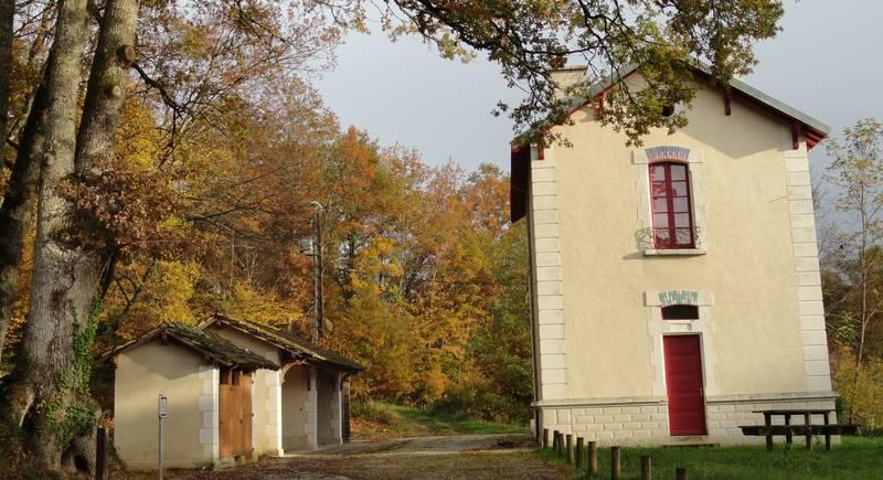 Ancienne école du Dégagnazès, Relais ENS - © Damien Villate