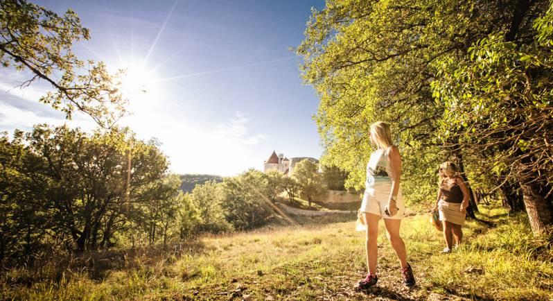 Château de Linars, sur le chemin ... - © Gerald Vincent Photovog