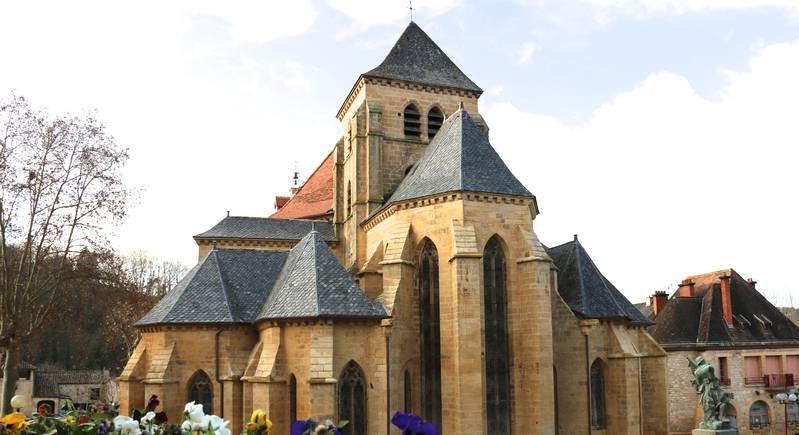 Iglesia abacial de Vigan - © Sandrine Mauret
