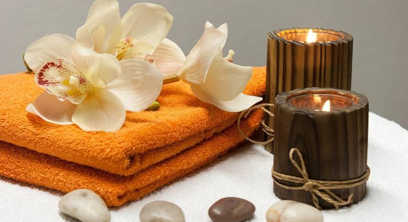 Preparación, tratamientos con velas