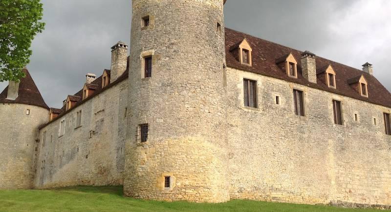 Le Château de Pechrigal