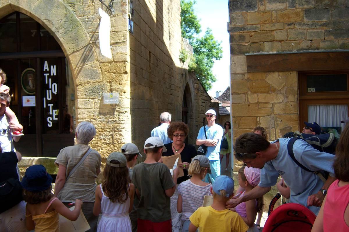 Visites de villes et de villages gourdon tourisme - Office du tourisme gourdon ...