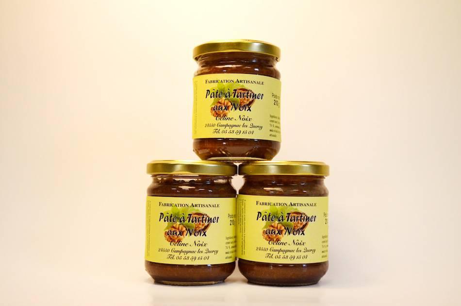 huile de noix gourdon