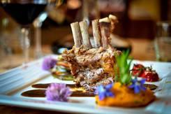 Gastronomie, Carré d'Agneau