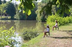 À la pêche... au Pays de Gourdon