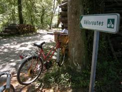 "Véloroute ""promenade en Bouriane"""
