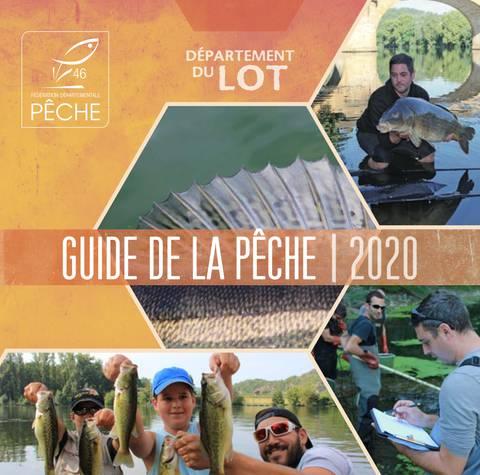 Guide de la Pêche dans Le Lot