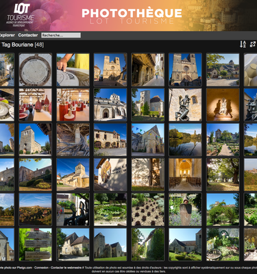 Photothèque Lot Tourisme