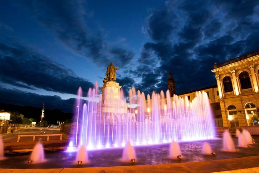 Cahors © Lot Tourisme C. Novello