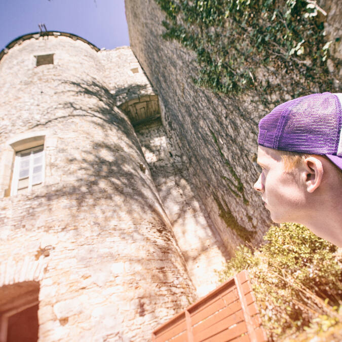 Chateau Peyrilles - © Gerald Vincent Photovog