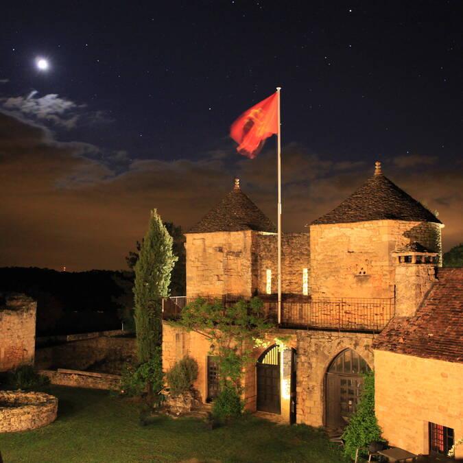 Le Château de Milhac - © Château de Milhac
